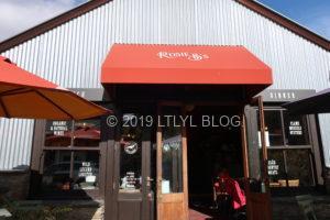 ArrowtownにあるRosie B'sというレストラン