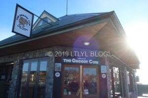 レイクテカポにあるカフェThe Greedy Cow