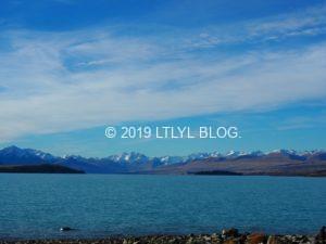 レイクテカポの湖の写真