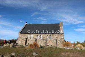レイクテカポにある教会Mackenzie church