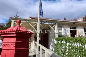 Arrowtownにある可愛い郵便局