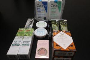 iHerbで購入した商品の数々