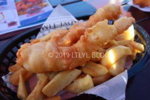 fish&chips battered