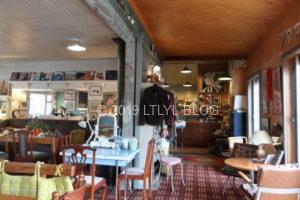 Primo E Secundoのカフェ店内