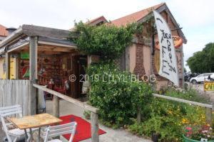 Matamataにあるおしゃれなカフェ