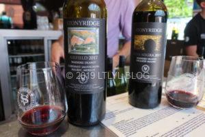 STONYRIDGEのワインラベル