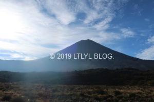 富士山に似た山ナウルホエ山