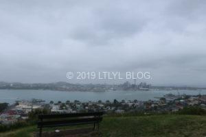 Mount Victoriaからの眺め