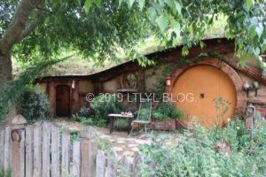 ホビット村の家