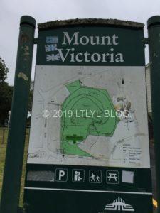 Mount Victoriaのマップ