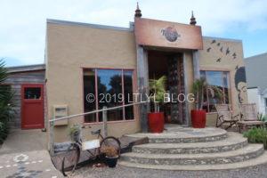 ランチで訪れたTimbuktu Nomadic Deli