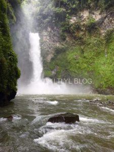 バナウェにあるTappiya Falls