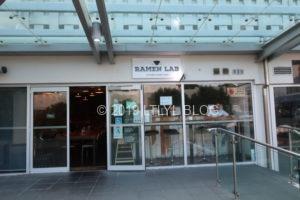 Ramen Labの外観