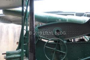 Mount Victoriaにある大砲