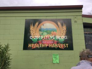Healthy harvest