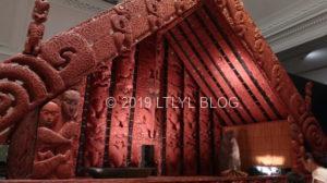 マオリ族の宝庫