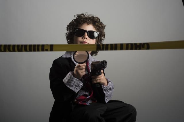 子ども警察