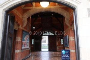 アートセンター入り口