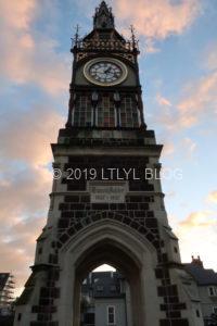 Clock towor
