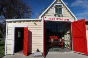 昔の消防署