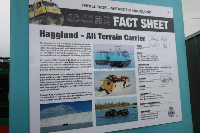 雪上車についての詳細