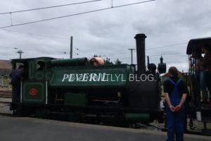Ferrymeadの乗車機関車