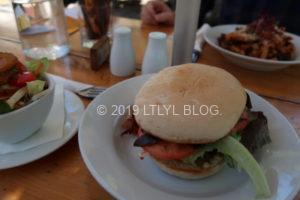 美味しかったハンバーガー