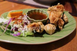 Thai Pothongの料理