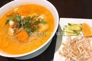 Hello Vietnam Restaurantのヌードル