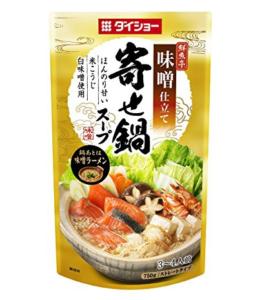 鍋スープの素