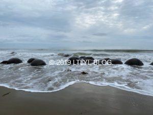 モエラキボルダーズ海岸