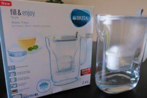 BRITAのポット型浄水器