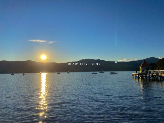 ニュージーランドの風景