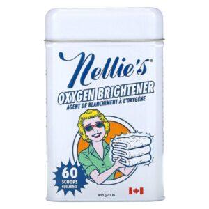 Nellie's, Oxygen Brightener(オキシジェンブライトナー)缶、900g