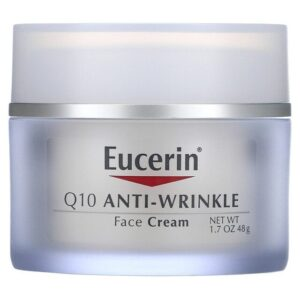 Eucerin, Q10アンチリンクルフェイスクリーム