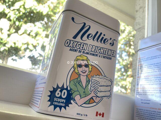 Nellie'sの酸素系漂白剤